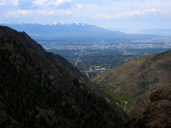 Utah Hiking Trails For Families With Kids: Desolation Trail to the Salt Lake City Overlook