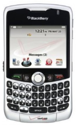 Blackberry 8330 Verizon