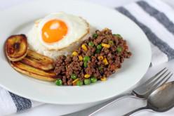 Cooking Ground Pork: Easy Arroz Ala Cubana Recipe
