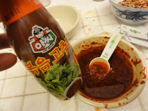 Gochujang paste from inazakira on Flickr