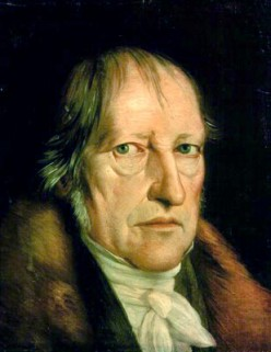 Hegel and Technological Singularity