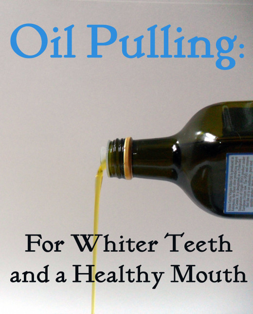 All about oil pulling: personal results and tutorial