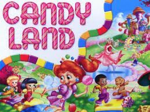 Candy land was a childhood personal favorite as a child. Easy to play and hours of fun for two people.