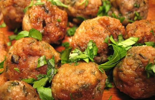 The Best Ever Turkey Meatballs