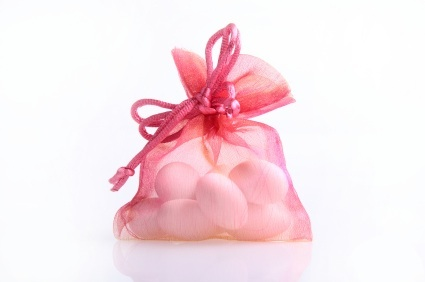Bridal Shower Guest Favor (Confetti Candy)