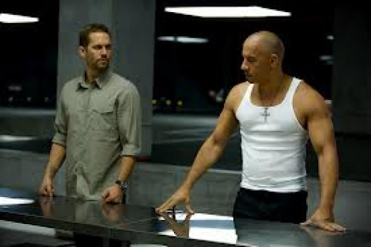 Paul Walker and Vin Diesel return for yet another installment in the ongoing series about muscle cars and family ties that bind