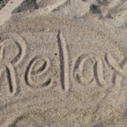 Learn to relax and to challenge your own thinking.
