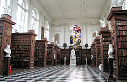 The Wren Library, Trinity
