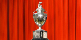 This trophy was donated by Maharaja Bhupinder Singh of Patiala.