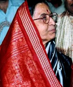 Mrs. Pratiba Patil:  The first woman President of India