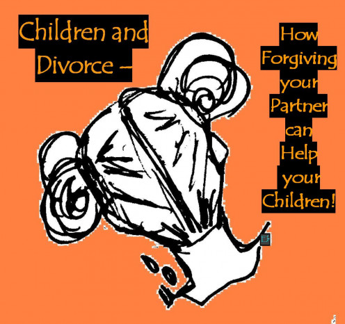 Forgive for the sake of yourself and your children, not necessarily your partner.