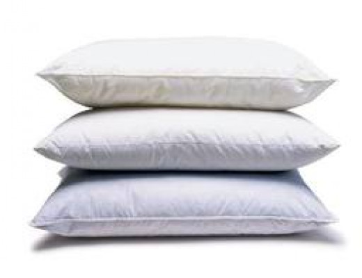 Pillows are essential for a good nights sleep. If your tossing and turning in your sleep you will be starting the day off bad.