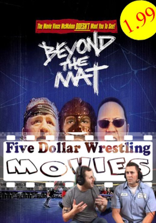 Beyond the Mat is as real as it gets. This documentary focuses on professional wrestling and has interviews with wrestling stars such as: Bret Hart, Ric Flair, Cactus Jack and many, many others.