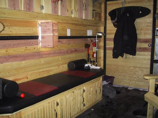 Ice Fishing House Plans - Fish in Comfort in the Freezing Cold