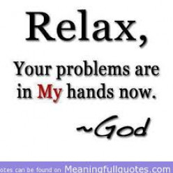 God and Problems