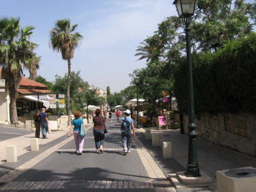 Zichron Ya'akov, Israel