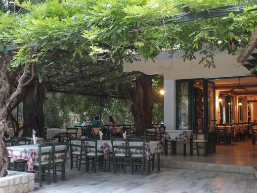 Liapades Beach Taverna