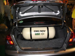 CNG tank