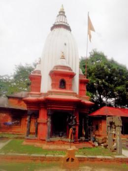 Spire temple design: Hindu spire design originated in India