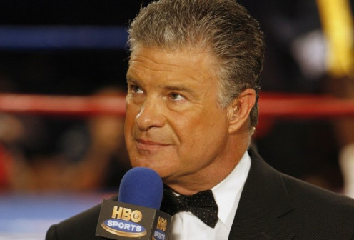 Jim Lampley is the best blow by blow man in HBO Boxing history. He has called fights for HBO and ABC.