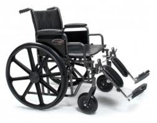 The invention of the wheelchair was huge and it helped handicapped people across the globe.