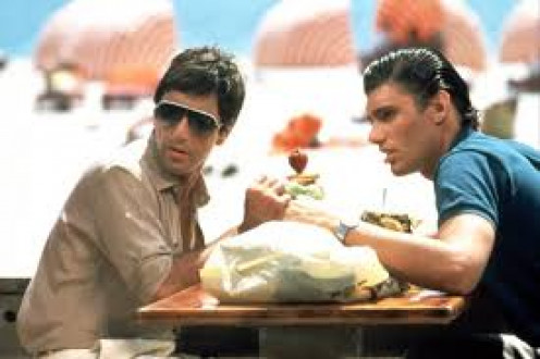 Tony Montana (Scarface) thought he was above the law.He started small but eventually became Miami's biggest drug kingpin.