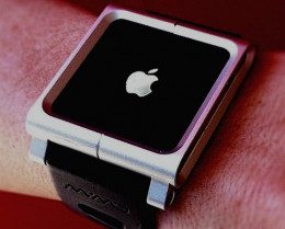 Apple is developing a new watch computer