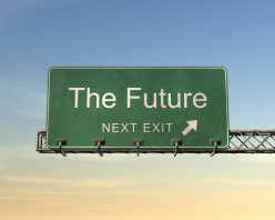What is an event that could happen in the future you would travel forward to see?