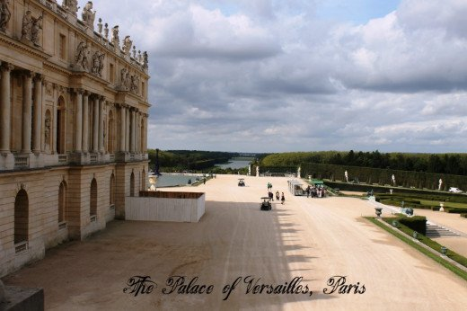 The Palace of Versailles, Paris