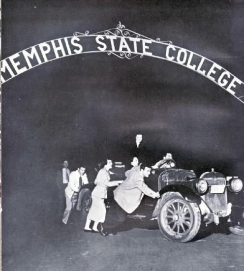 Memphis State College