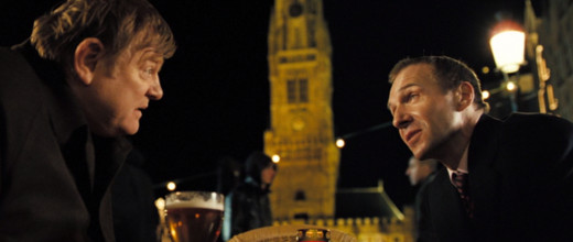 Ken (Brendan Gleeson) and Harry (Ralph Fiennes) © Film4 Productions/Focus Features