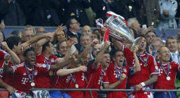 Bayern Munich - 2013 Champions League Winners