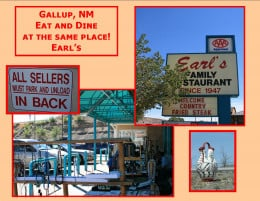 Authentic Vendors are allowed to sell table to table.  You never know what treasure you will find!