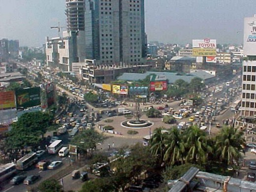 Dhaka, Capital city of Bangladesh