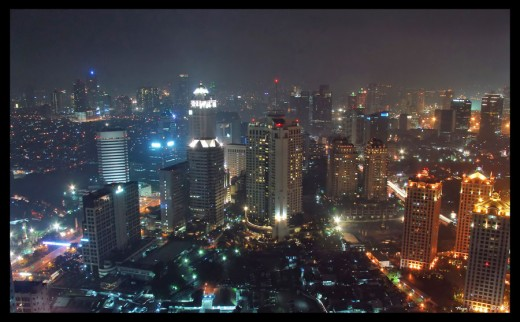 Jakarta, Capital city of Indonesia