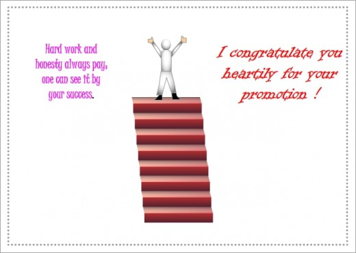 A congratulation card made by yours truly. Share it freely with my 100% permission.