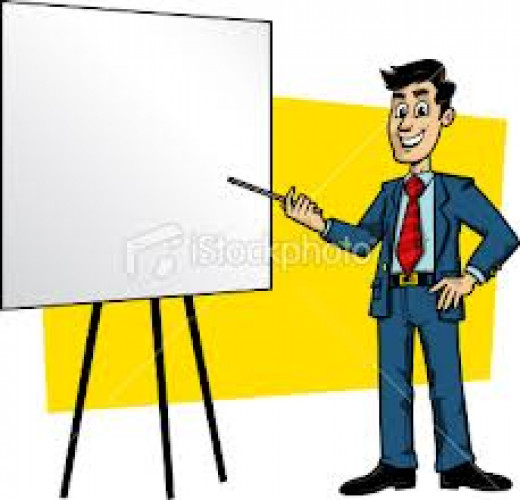 A professional presentation is very important when making a sales list.  Always make it very simple and easy to comprehend for others.