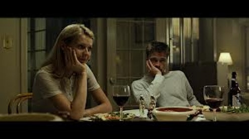Gwyneth Paltrow played Brad Pitt's wife in the movie Seven.