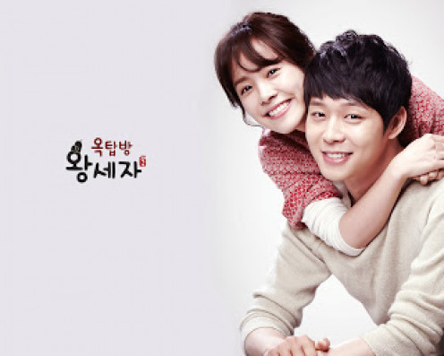 Rooftop Prince (2012 South Korean Drama)