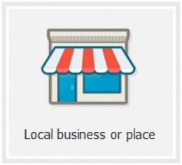 Create a Facebook Business Page: Choose Local Business or Place CC BY-SA 2.0