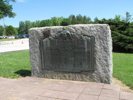Created in 1947 by the citizens of Green River Township and by Green River Mill to honor area veterans who served in WWII.