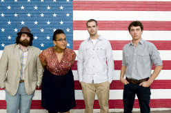 Alabama Shakes Featuring Brittany Howard Has Quite The Musical Groove...