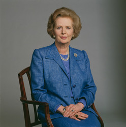 Prime Minister Margaret Thatcher (The Iron Lady) Is Dead....