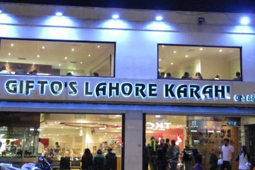 Gifto's Lahore Karahi