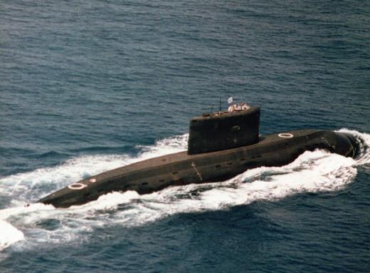North Korea's Sang-O-Class Submarine