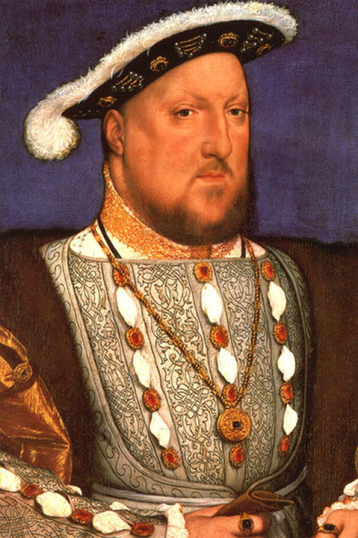 Henry VIII was a close friend to Sir Thomas More for many years.