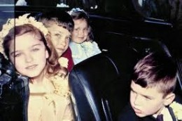 Many middle children in large & very large families decide to fade into the background while others become very aggressive & attention seeking to obtain their place in the family.
