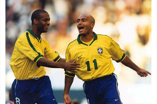 Romario (Goalscorer of the tournament)