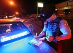 Do not be afraid to ask the officer what crime you are suspected of committing.