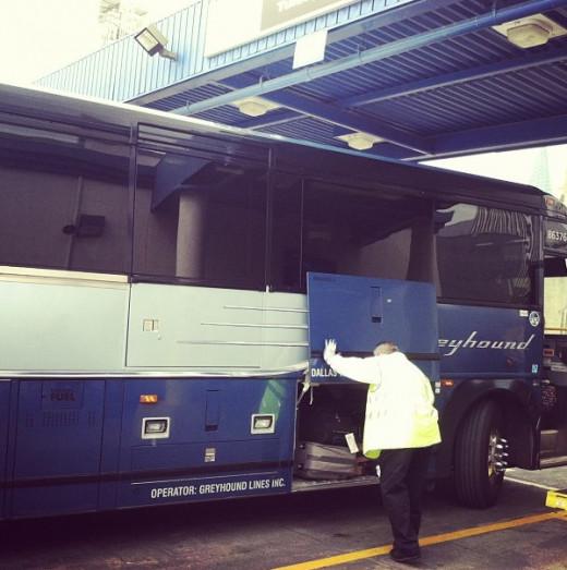 Bus #1 - Pre-Board : Tulsa to OKC